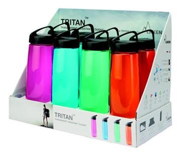 Afbeeldingen van Display 8 Tritan bottles 0.45L