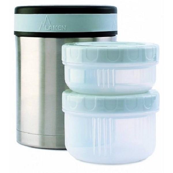 Afbeeldingen van Food container 1 L / 2 leakproof