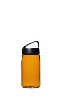 Afbeeldingen van Tritan bottle JANNU Orange 0.45 L