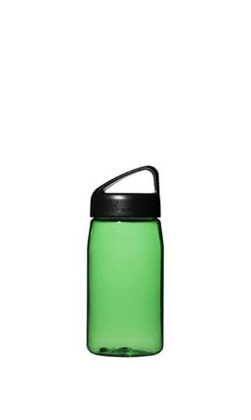 Afbeeldingen van Tritan bottle JANNU Green 0.45 L