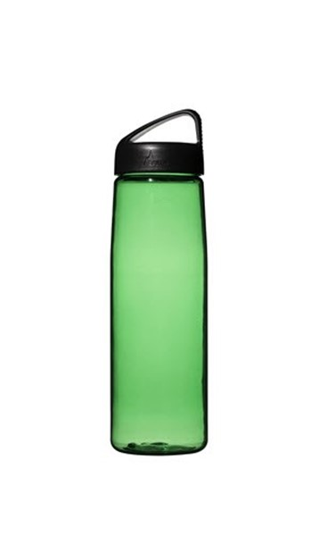 Afbeeldingen van Tritan bottle SREW CAP Green 0.75L