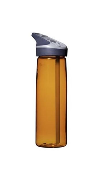 Afbeeldingen van Tritan bottle JANNU Orange 0.75 L