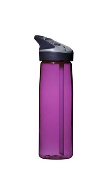 Afbeeldingen van Tritan bottle JANNU Magenta 0.75 L