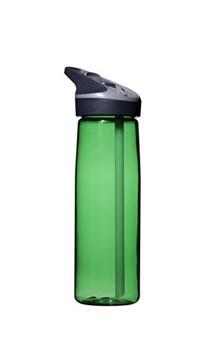 Afbeeldingen van Tritan bottle JANNU Green 0.75 L