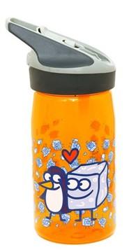 Afbeeldingen van Tritan bottle KXS Orange Pinghielo 0.45L