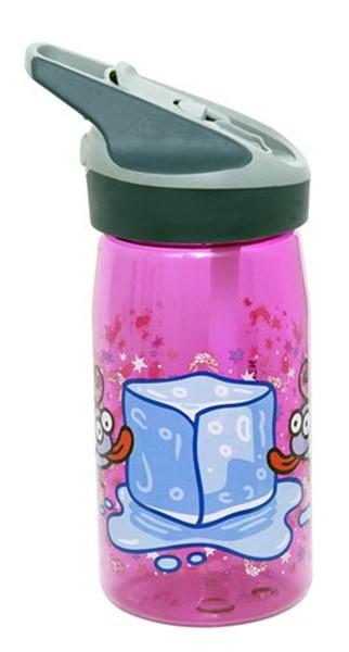 Afbeeldingen van Tritan bottle KXS Pink Marhielo 0.45L
