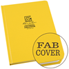 Afbeeldingen van Gebonden notebook A6 hard cover 10x17½