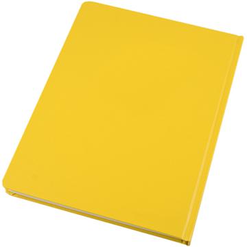 Afbeeldingen van Gebonden notebook A4 hard cover 20x28cm