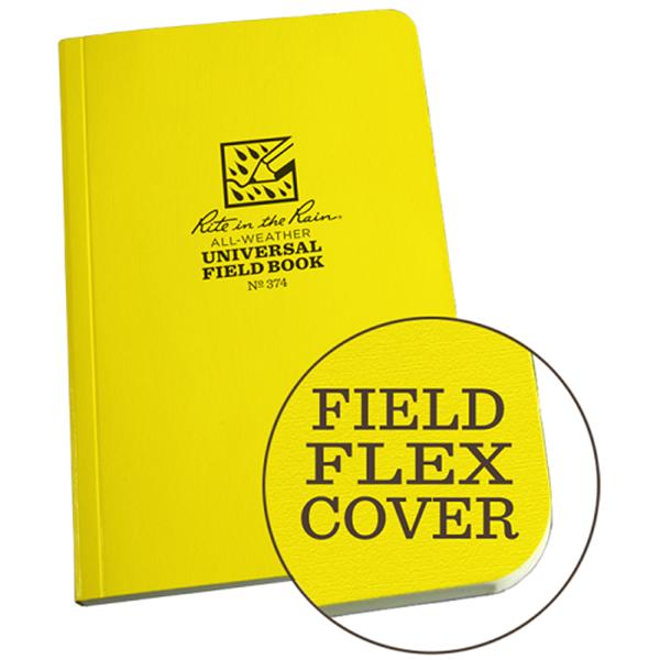 Afbeeldingen van Gebonden notebook flex cover 11½x17½