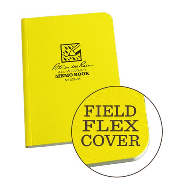 Afbeeldingen van Gebonden notebook flex cover 7½x12½