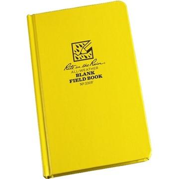 Afbeeldingen van Gebonden notebook hard cover blank 12x19