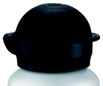 Afbeeldingen van Drinking cap black lid