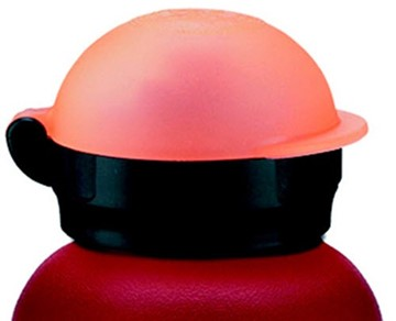 Afbeeldingen van Drinking cap SW HIT orange