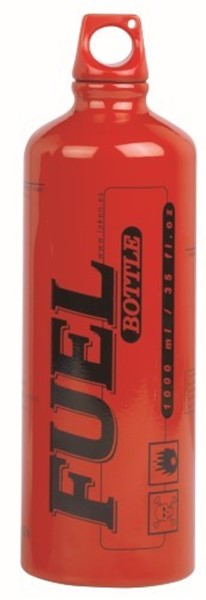 Afbeeldingen van Fuel bottle red 1L