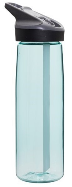 Afbeeldingen van Tritan bottle JANNU light blue 0.75 L