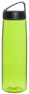 Afbeeldingen van Tritan bottle SCREW CAP light green 0.75