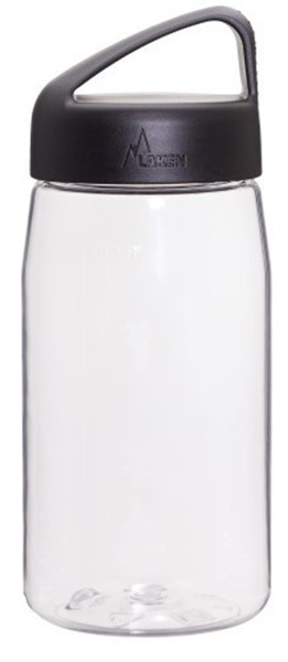 Afbeeldingen van Tritan bottle JANNU transparant 0.45 L