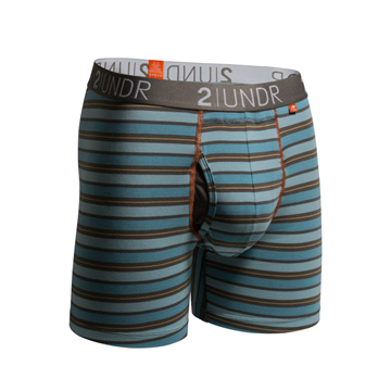 Picture of Swing Shift Boxer Blue orange