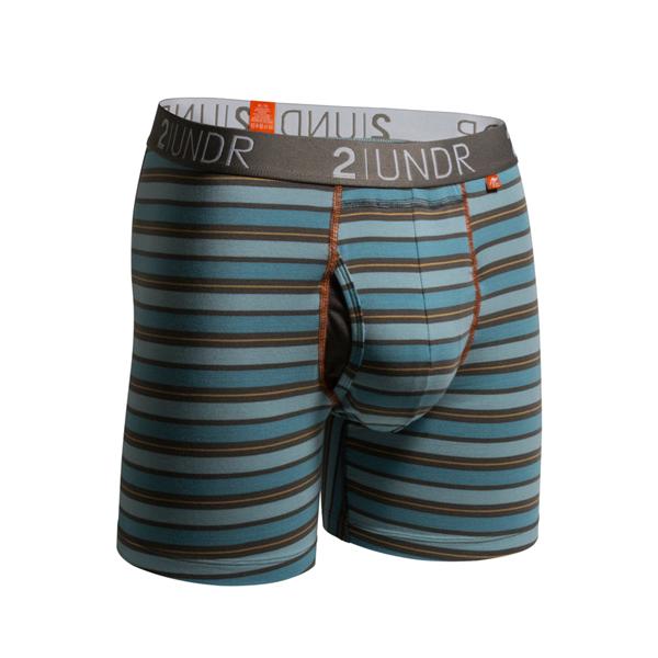 Afbeeldingen van Swing Shift Boxer Blue orange