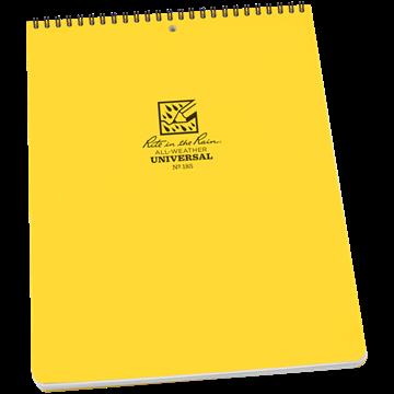 Afbeeldingen van Top spiraal notebook 21½ x  28½ cm