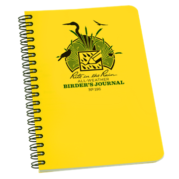 Picture of Birders journal