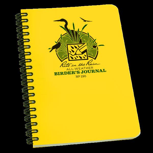 Afbeeldingen van Birders journal