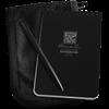 Afbeeldingen van Canvas cover + notebook 146 + pen zwart