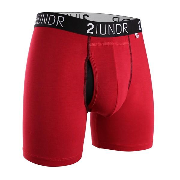 Afbeeldingen van Swing Shift Boxer Red/Red