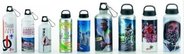 Afbeeldingen van Sublimation Bottle Laken SMU