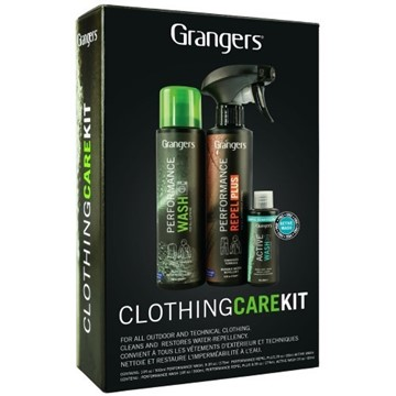Afbeeldingen van Clothing Clean & Proof kit