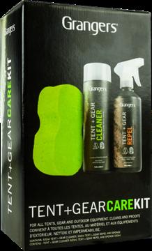 Afbeeldingen van Tent Gear Clean & Proof kit