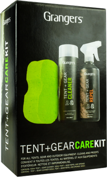 Afbeeldingen van Tent Gear Clean & Proof kit