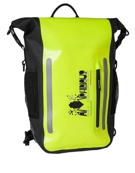 Afbeeldingen van Backpack Atom fluor geel 15 liter