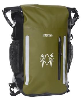 Afbeeldingen van Backpack Atom groen 15 liter