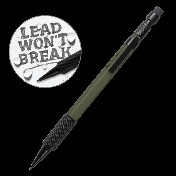 Afbeeldingen van Mechanical Clicker Pencil 1.3 green