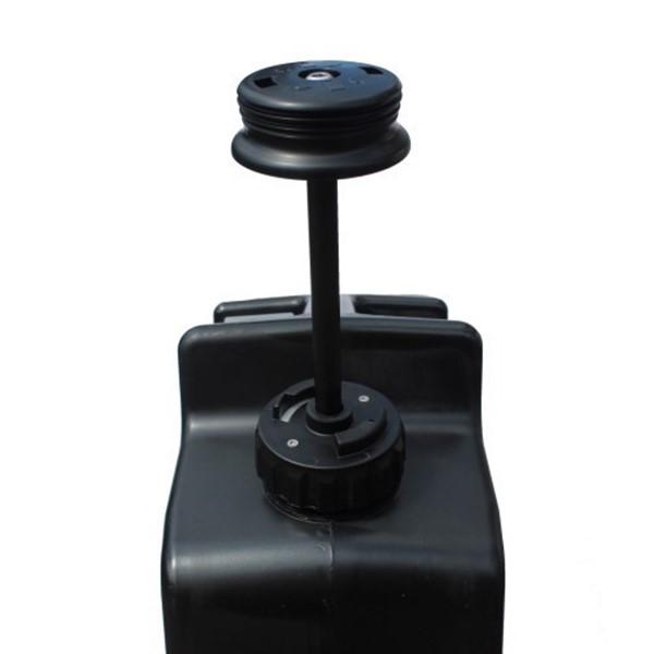 Afbeeldingen van LS Jerrycan Pump / Pomp black